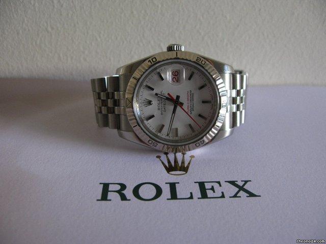 Rolex TURN-O-GRAPH - Turnograph