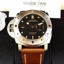 Panerai PAM569 Luminor Submersible Left-Handed Titanio 47mm [NEW]