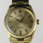 Rolex Oyster Perpetual Or Jaune