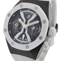 Audemars Piguet Royal Oak Concept GMT Tourbillon in Titanium