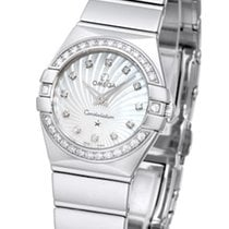 Omega Constellation Polished Quarz Mini
