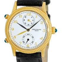 Patek Philippe Lady's 18K Yellow Gold  # 4864-J Travel...