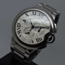 Cartier Ballon Bleu De Cartier Automatic 44mm Chronograph 3109...
