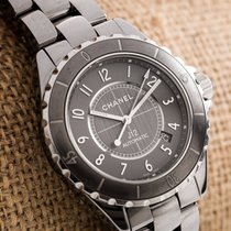 Chanel J12 Ceramic Vintage Watch