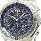 Breitling B-2 Chronograph Steel Automatic Mens Watch A42362...