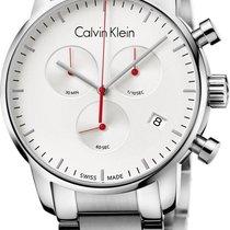 ck Calvin Klein City Chrono K2G271Z6 Herrenchronograph Swiss Made
