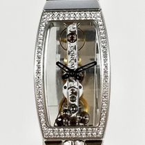 Corum Miss Golden Bridge  Diamond 18k White Gold