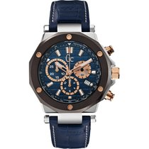 GC by Guess Herrenuhr Sport Chic Collection GC - 3 Chronograph...
