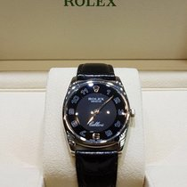 Rolex CELLINI DANAOS 18KT WHITE GOLD