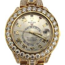 Rolex Dweller 326938 with 42ct Diamond