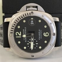 Panerai Luminor Submersible Automatic 44mm 2013 Impecavel...