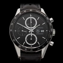 TAG Heuer Carrera Calibre 16 Stainless Steel Gents CV2010-0