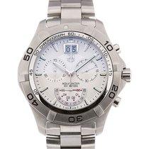 TAG Heuer Aquaracer 43 Quartz Chronograph