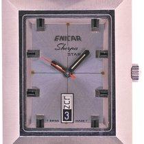 Enicar Mans Automatic Wristwatch Sherpa Star