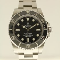 Rolex Submariner from 11-2015 complete with box and papers
