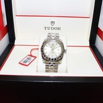 Tudor Glamour date+day ref:23010 rotor self winding 100m very...