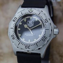 TAG Heuer Mid Size Stainless St Ladies 35mm Quartz Diver...