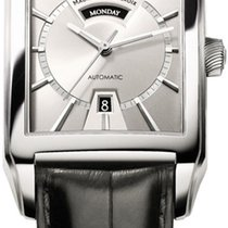 Maurice Lacroix Lacroix Pontos Day Date Stainless Steel
