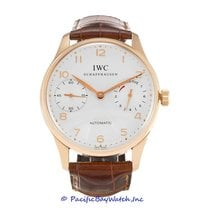 IWC Portuguese 7 Day Power Reserve 5000-04 Pre-owned
