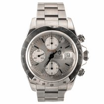 Tudor Prince Date Chronograph Watch 79280 (Pre-Owned)