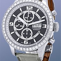 "Ernst Benz ""Chrono-Jewel"" Chronograph Strapwatch."