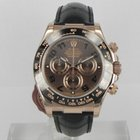 Rolex DAYTONA EVER ROSE CERAMICA CHOCOLATE NEW