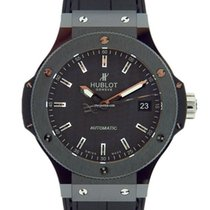 Hublot Big Bang Black Ceramic Date