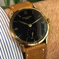 Patek Philippe 1578J with Black dial
