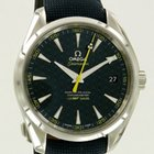 Omega Seamaster Aqua Terra James Bond 007 SPECTRE Limited Edition