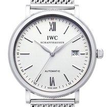 IWC Portofino Automatik Milanaise-Armband Ref. IW356505