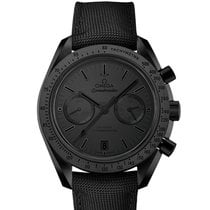 Omega Speedmaster Moonwatch Co-Axial Dark Side Of The Moon 44.25
