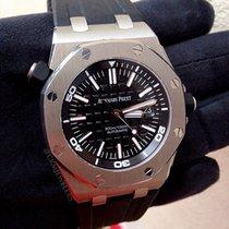 Audemars Piguet Royal Oak Offshore Diver Stainless Black