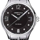 Certina DS Dream Diamanten Damenuhr C021.210.16.056.00