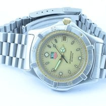 TAG Heuer Professional 2000 Herren Uhr 37mm Top Zustand Quartz