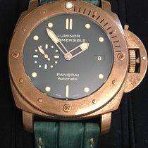 Panerai PAM 382 507 508 Luminor Submersible BRONZO 1000 Stück