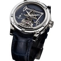 Louis Moinet DERRICK Tourbillon - Limited 12 pieces - Cotes du...