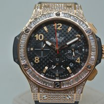 Hublot BIG BANG 44MM BAGUETTE DIAMONDS  SETTING
