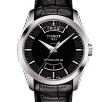 天梭 (Tissot) T-Classic Couturier Powermatic 80 Herrenuhr