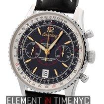 Breitling Navitimer Montbrillant LTD Chronograph Stainless...