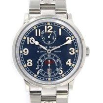 Ulysse Nardin Marine Chronometer 263-22 Steel, 38mm