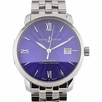 Ulysse Nardin Classico 40 Chronometer Blue Dial
