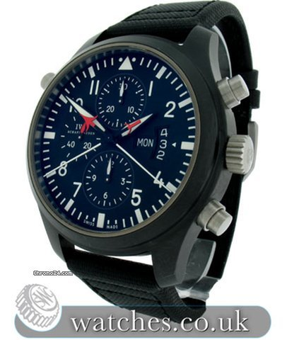 IWC Doppelchronograph TOP GUN