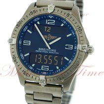 Breitling Aerospace Repetition Minutes, Blue Dial with Digital...