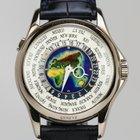 Patek Philippe World Time Cloisonné Enamel Dial 5131