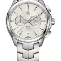 TAG Heuer LINK AUTOMATIC CHRONOGRAPH CALIBRE 18 40MM