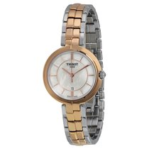 Tissot LadiesT0942102211100 Flamingo Mother Of Pearl Watch