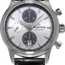 Alpina Geneve Alpiner Chronograph AL-750SG4E6 Herren Automatik...