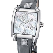 Ulysse Nardin Caprice Heart Lady's in Steel with Diamonds
