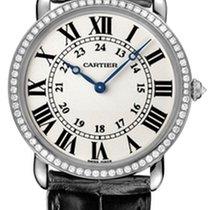 Cartier - Ronde Louis De Cartier, Großes Modell, Ref. WR000551
