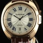 Cartier New Cle 40mm Wgcl0004 18k Pink Gold Leather Box/papers...